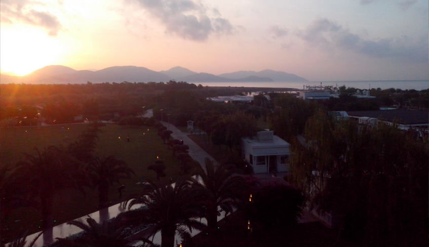 RB_Türkei_Hilton Dalaman Sarigerme Resort & Spa - Sunrise