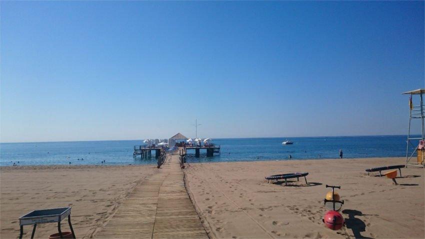 Strand in Side