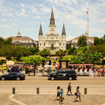 USA – Louisiana und New Orleans