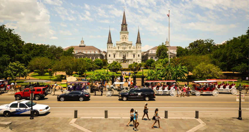 USA – Louisiana und New Orleans
