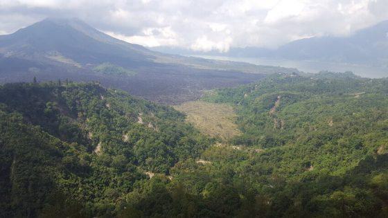 Batur Vulkan