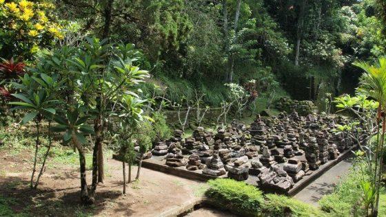 Elefantenhöhle Goa Gajah