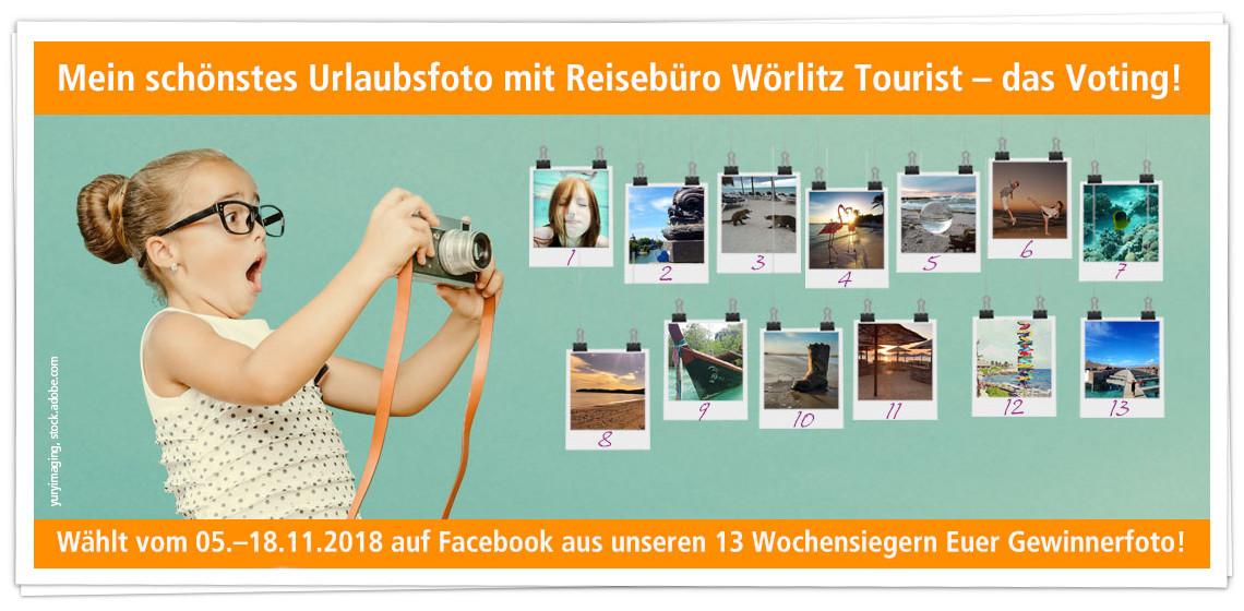 Facebook Gewinnspiel Reisebuero Woerlitz Tourist