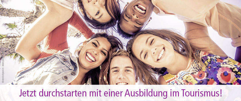 Ausbildung Tourismuskaufmann, Tourismuskauffrau, Reisebüro Wörlitz Tourist