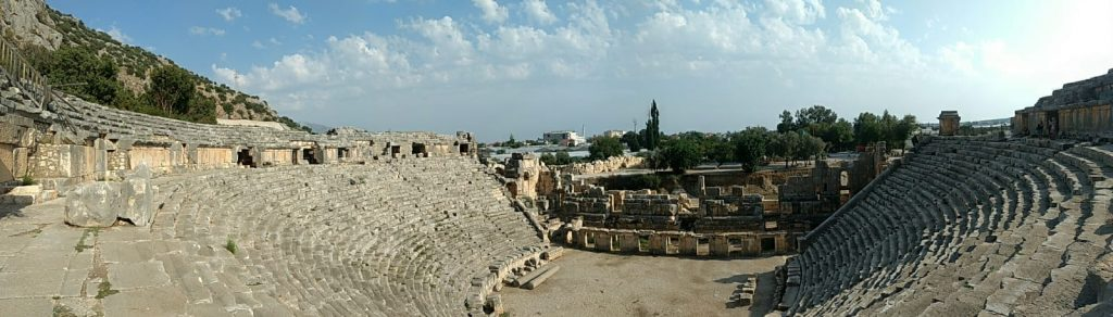 Amphitheater Myra